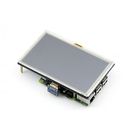"Display 5"" TFT touch HDMI"