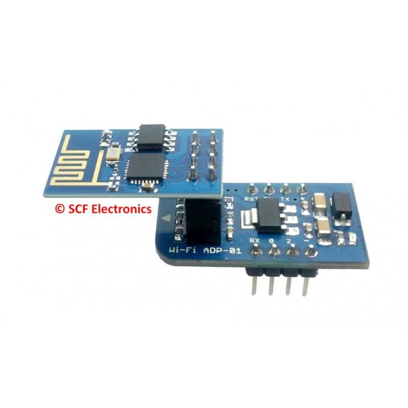 SCF-01 Modulo WiFi