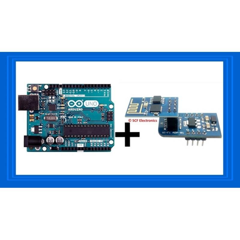Arduino UNO + SCF-01