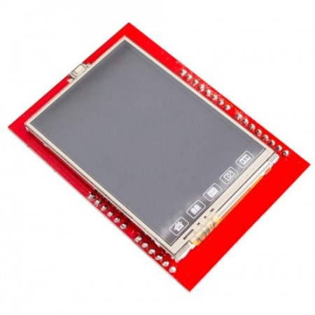 """Display 2.4"""" TFT Touch"""