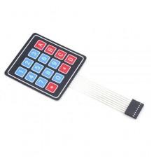 Tasiera Arduino 4x4