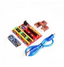 Controllo CNC per Arduino Nano