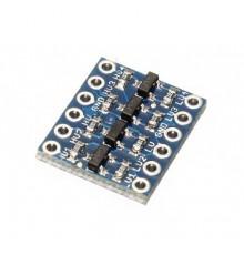 Logic converter 3.3-5 V 4CH