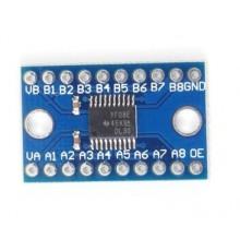 Logic converter 3.3-5 V 8CH