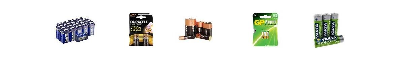 Batterie e Pile