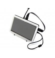 7inch HDMI LCD (con cornice bicolore) 1024x600