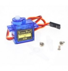 Mini servo analogico 180° 9G